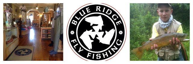 Blue Ridge Fly Fishing