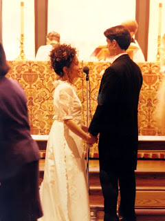 bill and shannen oyster bamboo fly rods wedding 1994