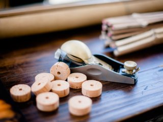 20 years of oyster bamboo fly rods block plane