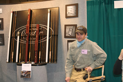 20 years of oyster bamboo fly rods bill oyster
