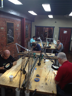 oyster bamboo fly rods bamboo fly rod making class